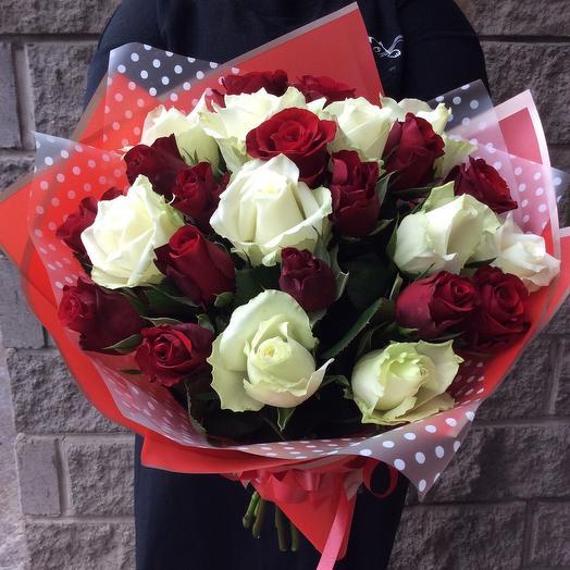 Улыбка🌹: букеты цветов на заказ Flowwow