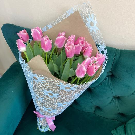 Махровый Тюльпаны