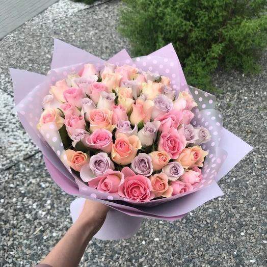 51 Роза малышка