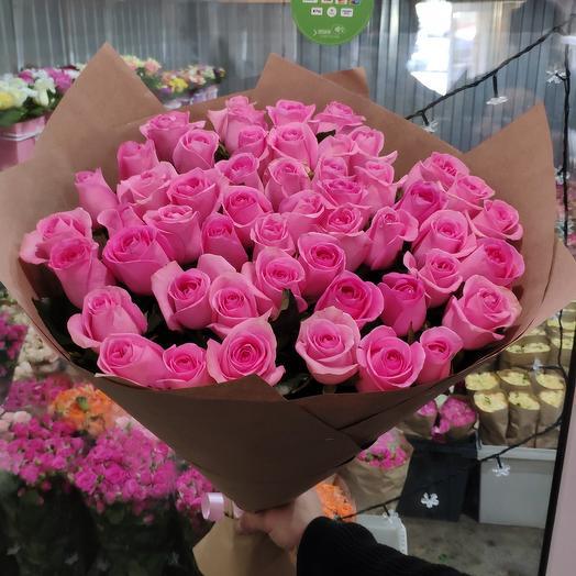 Роза не обычная