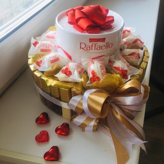 Тортик «Mersi»