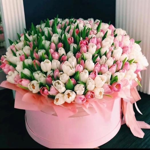 «Море тюльпанов»