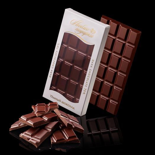 Темный шоколад 70%