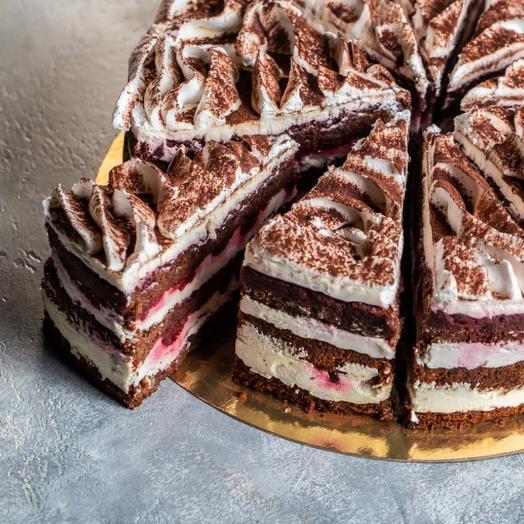 Торт «Шварцвальдская вишня»