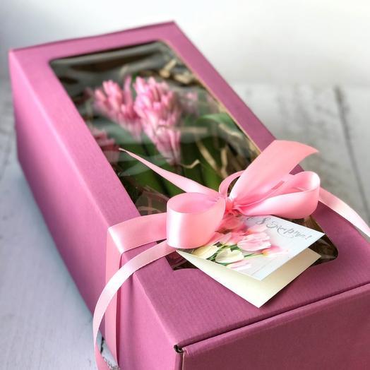 Весна в коробке