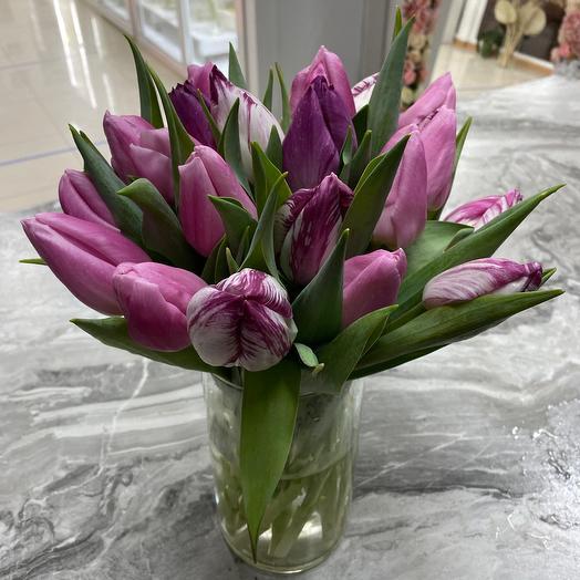 19 Тюльпанов
