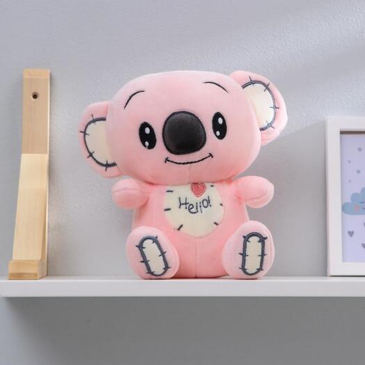 Мягкая игрушка «Коала», цвета МИКС