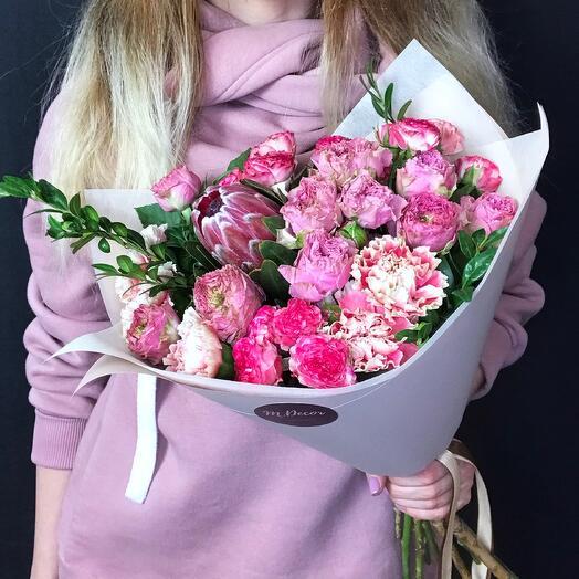 Букет Pink 1