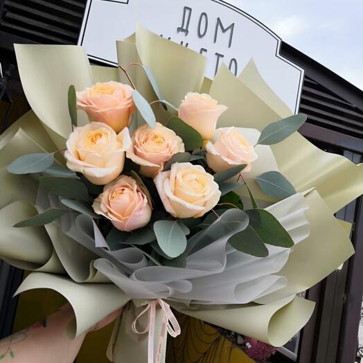 Фисташковое признание! Розы