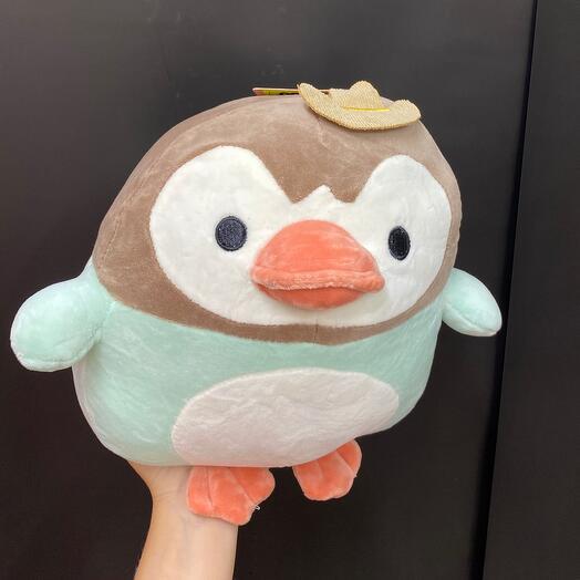 Игрушка - подушка Пингвин 🐧