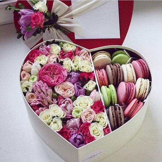 Love me: букеты цветов на заказ Flowwow