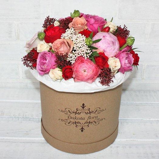 Закатный блеск: букеты цветов на заказ Flowwow