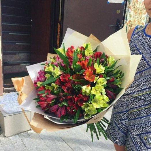Для отличного настроения: букеты цветов на заказ Flowwow