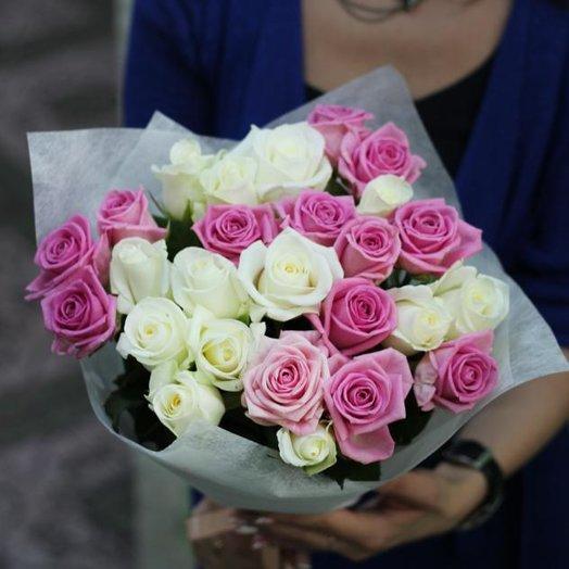 """Букет """"Жемчужинка"""": букеты цветов на заказ Flowwow"""