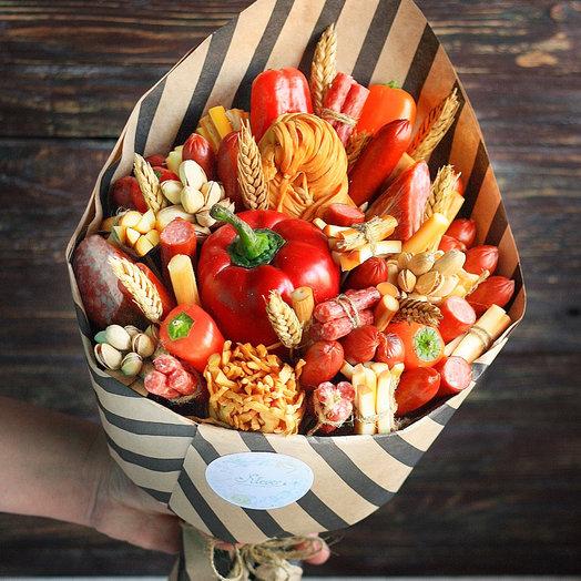 Мужской букет Любовник: букеты цветов на заказ Flowwow