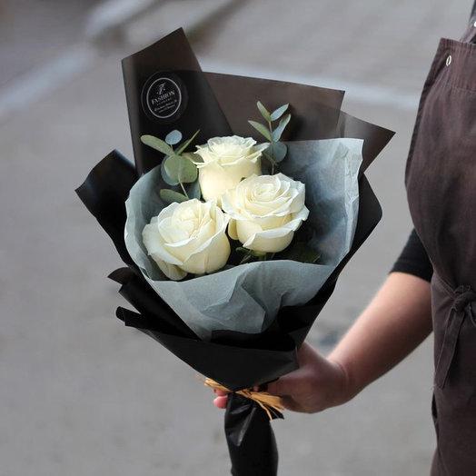 Комплимента : букеты цветов на заказ Flowwow