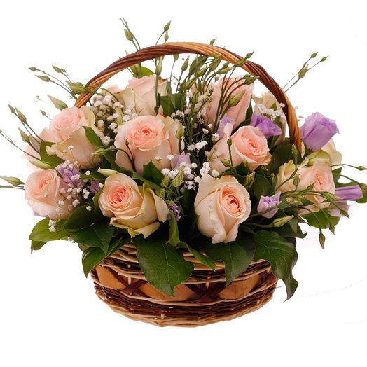 Букет  138 Криди: букеты цветов на заказ Flowwow