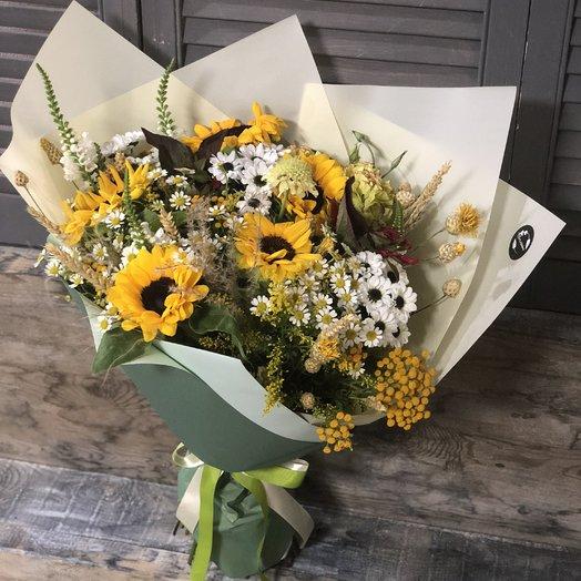 """Букет """"Саммер"""": букеты цветов на заказ Flowwow"""