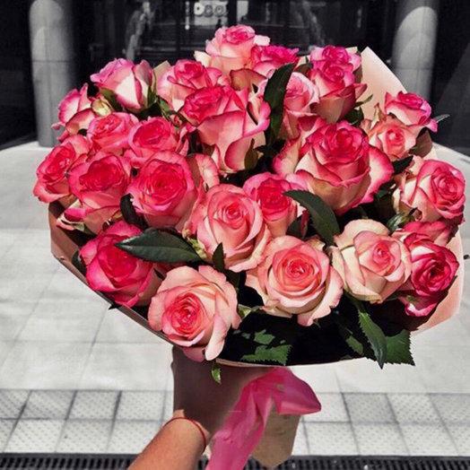 Cabaret: букеты цветов на заказ Flowwow