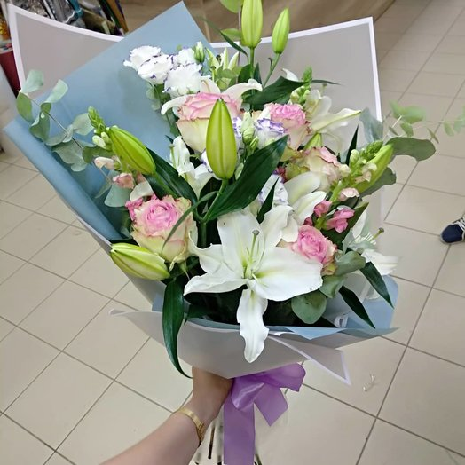 Лилианна: букеты цветов на заказ Flowwow