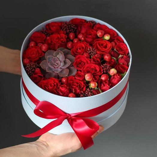 Амор: букеты цветов на заказ Flowwow