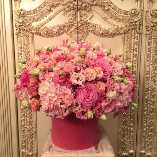Pink fantasy: букеты цветов на заказ Flowwow