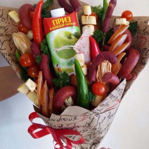 Bouquet of the Soldiers ' lunch