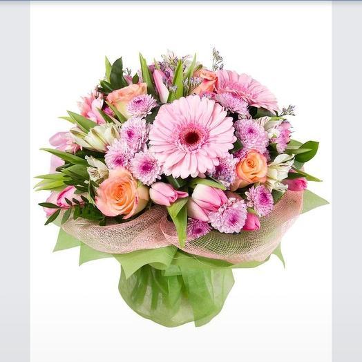 Топаз: букеты цветов на заказ Flowwow
