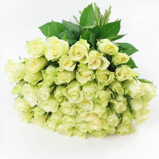 """""""Queen of africa 49"""": букеты цветов на заказ Flowwow"""