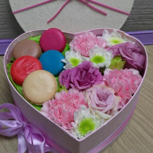 Аксания: букеты цветов на заказ Flowwow