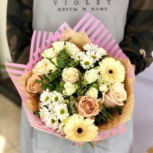 Букет Милан: букеты цветов на заказ Flowwow