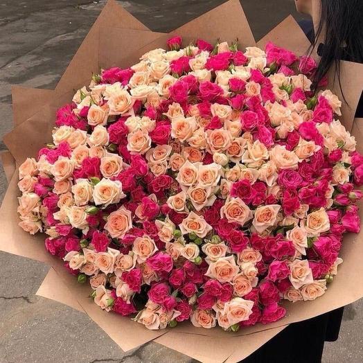 Джозефина: букеты цветов на заказ Flowwow