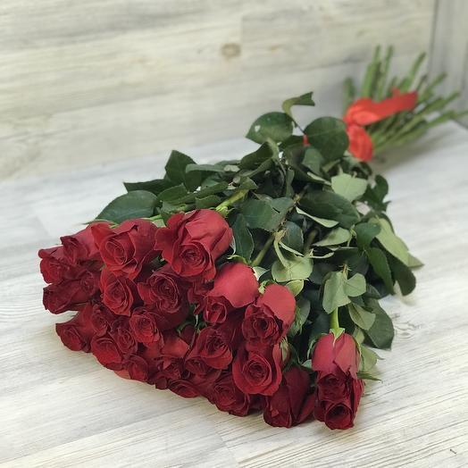Букет голландских роз: букеты цветов на заказ Flowwow