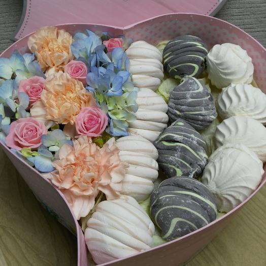 Царство зефира: букеты цветов на заказ Flowwow