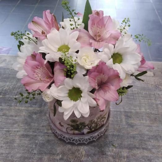 Композиция « Самой нежной»: букеты цветов на заказ Flowwow
