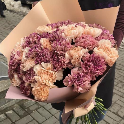 Букет Яркие Мечты: букеты цветов на заказ Flowwow