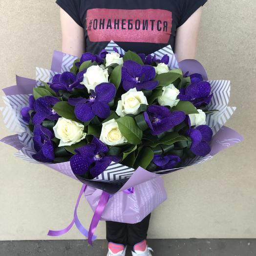 Важная Особа: букеты цветов на заказ Flowwow