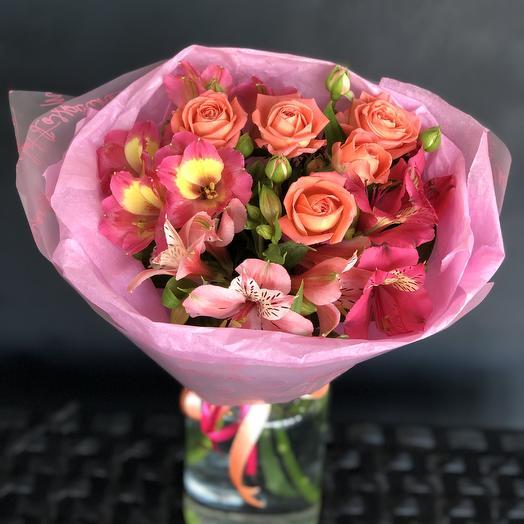 Настроение 💗: букеты цветов на заказ Flowwow