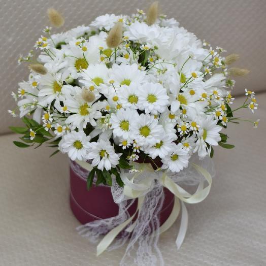 Полевая нежность: букеты цветов на заказ Flowwow