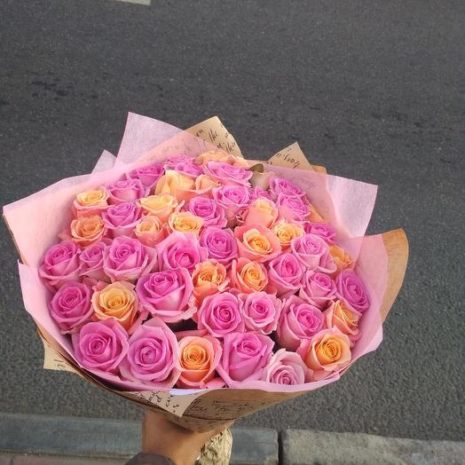 Аква мисс: букеты цветов на заказ Flowwow