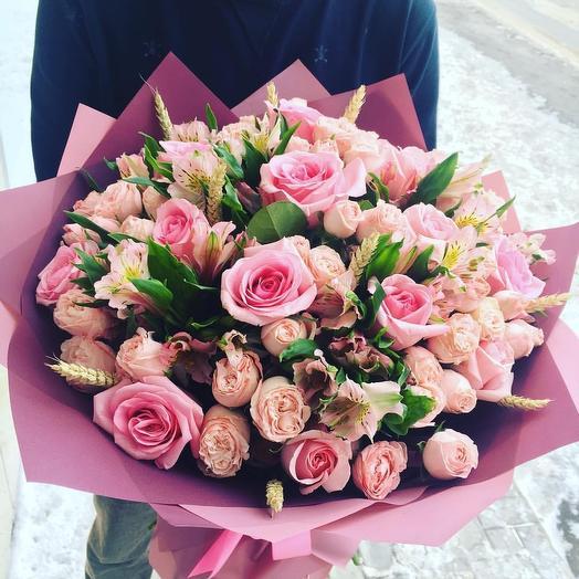 Гранада: букеты цветов на заказ Flowwow