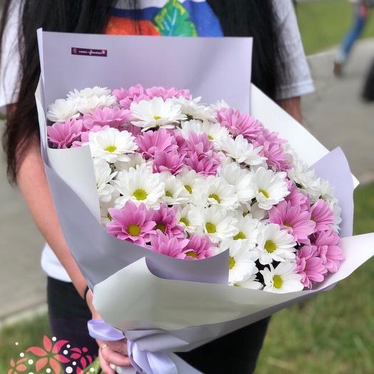 """Букет """" облако"""": букеты цветов на заказ Flowwow"""