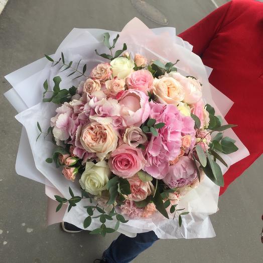 Tendresse: букеты цветов на заказ Flowwow
