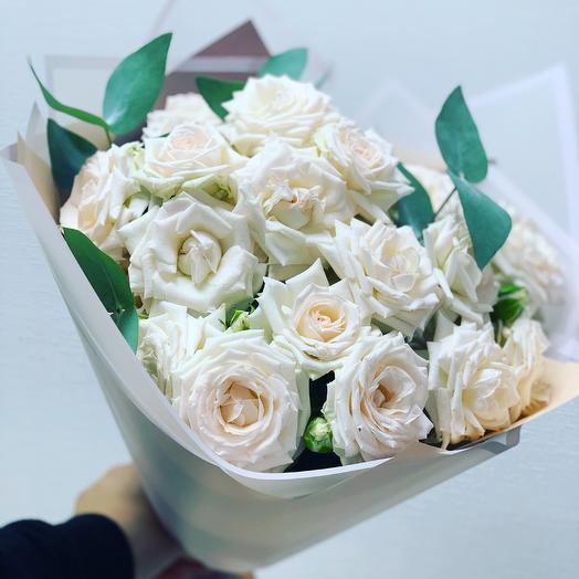 Ангел мой: букеты цветов на заказ Flowwow