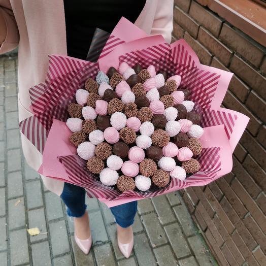 Пудра L: букеты цветов на заказ Flowwow