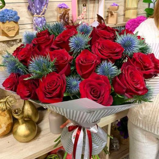 Шарлотта: букеты цветов на заказ Flowwow