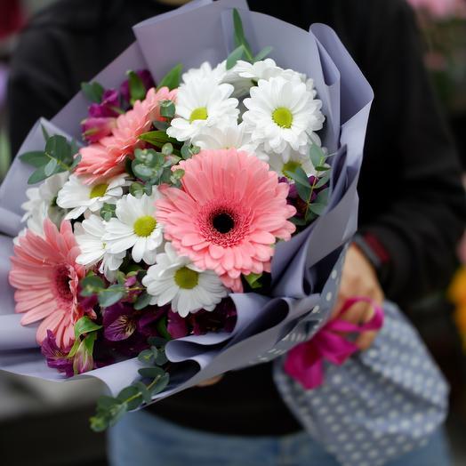 Букет Трипл плэжер: букеты цветов на заказ Flowwow