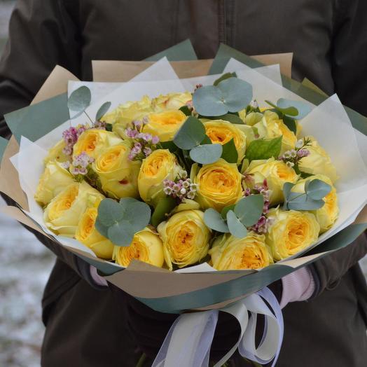 """Букет """"Золотое руно"""": букеты цветов на заказ Flowwow"""