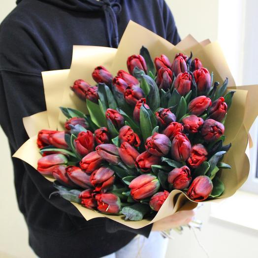 Космическая страсть: букеты цветов на заказ Flowwow