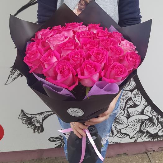 Розовая стихия